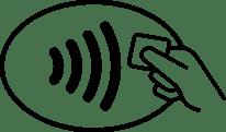 Bild på JobOffice Kassa med Contactless blipp (NFC)