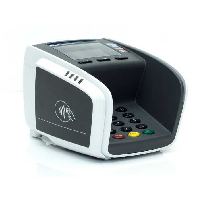 Bild på JobOffice Kassa med Yomani kortterminal från Babs Paylink eller Verifone